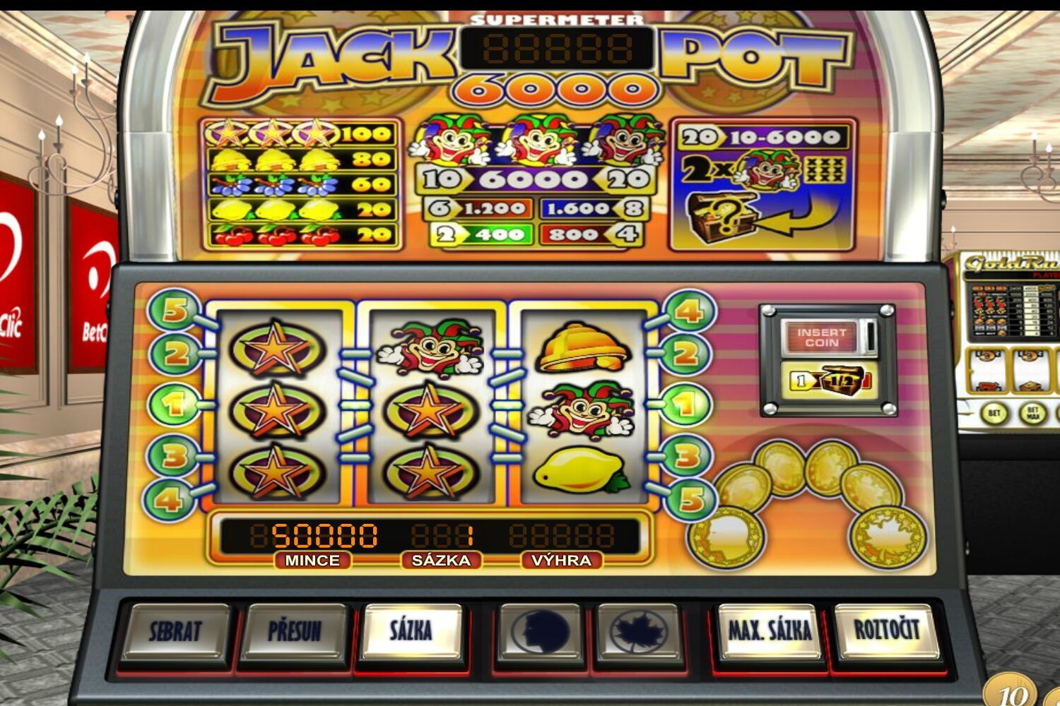 slot machine manipulieren