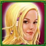 Symbol wild z hracího automatu Lucky Lady´s Charm Deluxe