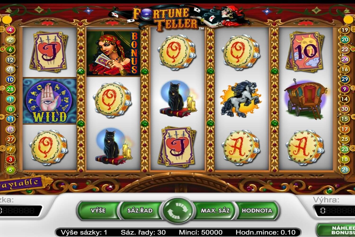 fortune teller online free real