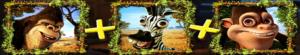 Obrázek ze hry automatu Safari Sam online zdarma