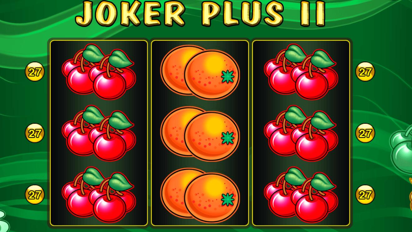 Joker-Plus-II-automat-online-zdarma