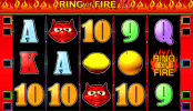 Automat Ring Of Fire Xl online zdarma