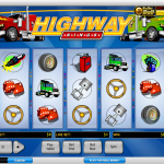 obr. automat Highway Kings online zdarma