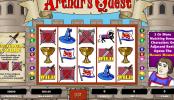 obrázek automatu Arthur´s Quest online zdarma
