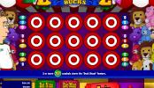 obrázek automatu Bullseye Bucks online zdarma