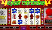 obrázek ze hry automatu Cash inferno online zdarma