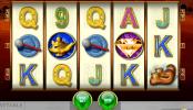 výstřižek ze hry automatu Gold of Persia online zdarma