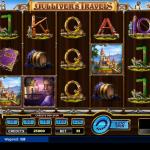 obrázek: automat Gulliver´s Travels online zdarma