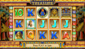 obrázek automatu Pharaoh´s Treasure online zdarma