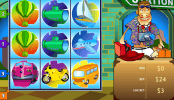 výstřižek hry: automat Vacation Station online zdarma
