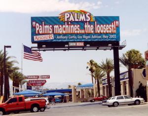 Palms Casino v Las Vegas a jeho rekordní výherní poměry