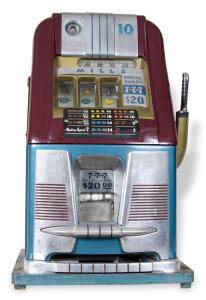 starý automat