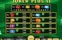Výherní poměry internetového výherního automatu Joker Plus 2