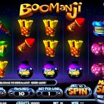 obrázek - automat Boomanji online zdarma