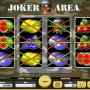 obrázek ze hry automatu Joker Area online zdarma