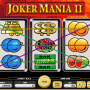 obrázek automatu Joker Mania II online zdarma