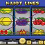 obrázek automatu Kajot Lines online zdarma