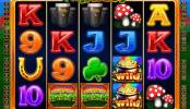 obrázek ze hry automatu Luck O´the Irish