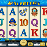 obr. automat Submarine online a zdarma