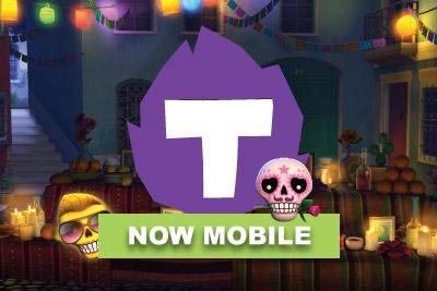 Automatová platforma Thunderkick je mobilní