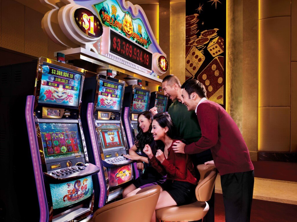 Casino s výherními automaty