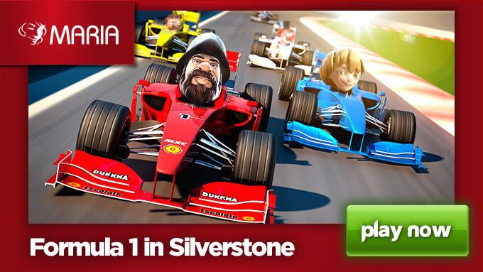 Je poslední den pro kvalifikaci k získání lístků na Formula 1 Grand Prix u Maria Casino