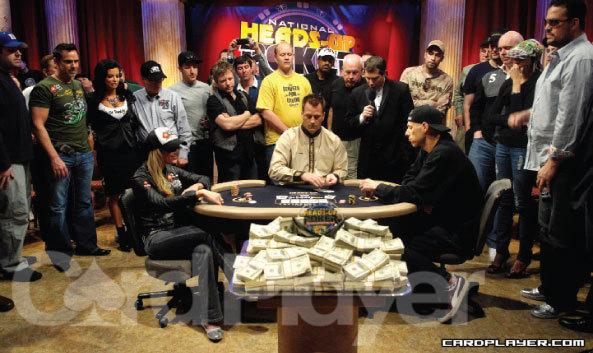 Turnaj v pokeru