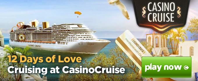 Vyhrajte prázdniny snů u Casino Cruise