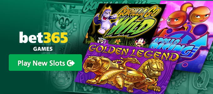 bet365 Games casino překonalo hranici čtyř set dostupných výherních automatů zde