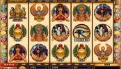 Throne of Egypt online automat zdarma