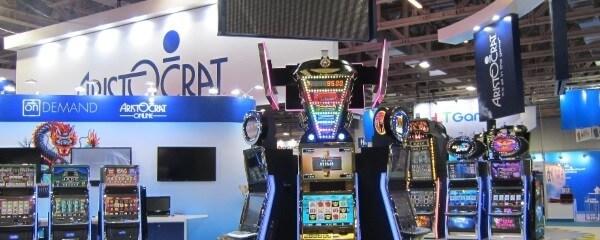 Aristocrat uvedl offline výherní automat Britney Spears