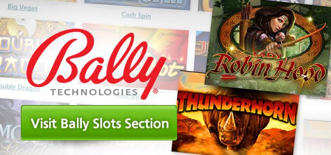 Co zajímavého si můžete zahrát z dílny Bally Technologies