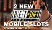 Dva nové mobilní automaty od Betsoftu patrně již v červenci
