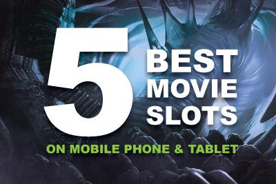Pět nejlepších mobilních automatů inspirovaných filmy - Logo