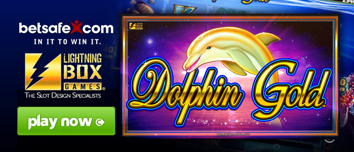Výherní automat Dolphin Gold k vidění na Betsafe Casino