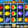 Crazy Fruits automat online zdarma