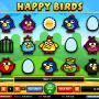Happy Birds online automat zdarma