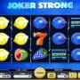 online automat zdarma Joker Strong
