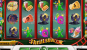 online automat Thrill Spin zdarma
