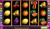 hrací online automat zdarma Fruit Sensation