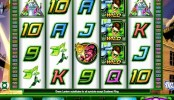 automat Green Lantern online zdarma