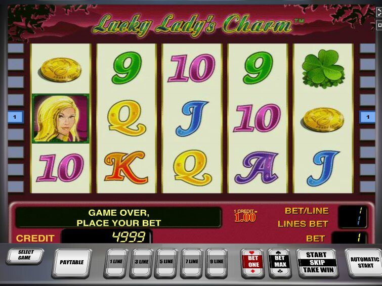 gta 5 casino online lucky ladys charm online