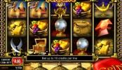 Herní online automat Genie´s Fortune zdarma