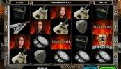 výherní online automat zdarma Megadeth