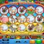 Herní online automat zdarma Crazy Farm Race