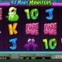 Automat online zdarma So Many Monsters
