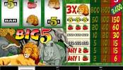 Big 5 casino online automat