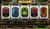Casino herní automat Enchanted Woods zdarma