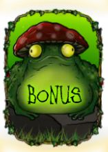 Bonusový symbol z online automatu Enchanted Woods