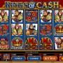Online automat zdarma Kings of Cash